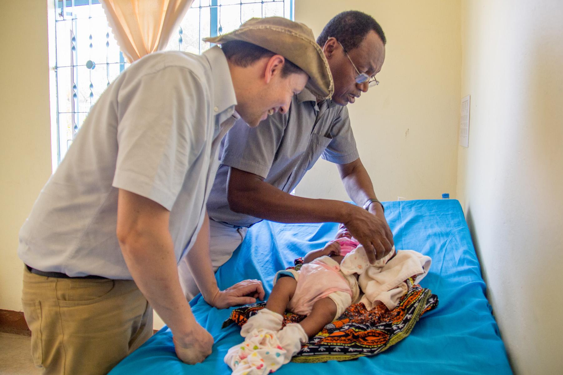 dr_brown_and_dr_temu_kikavu_clinic