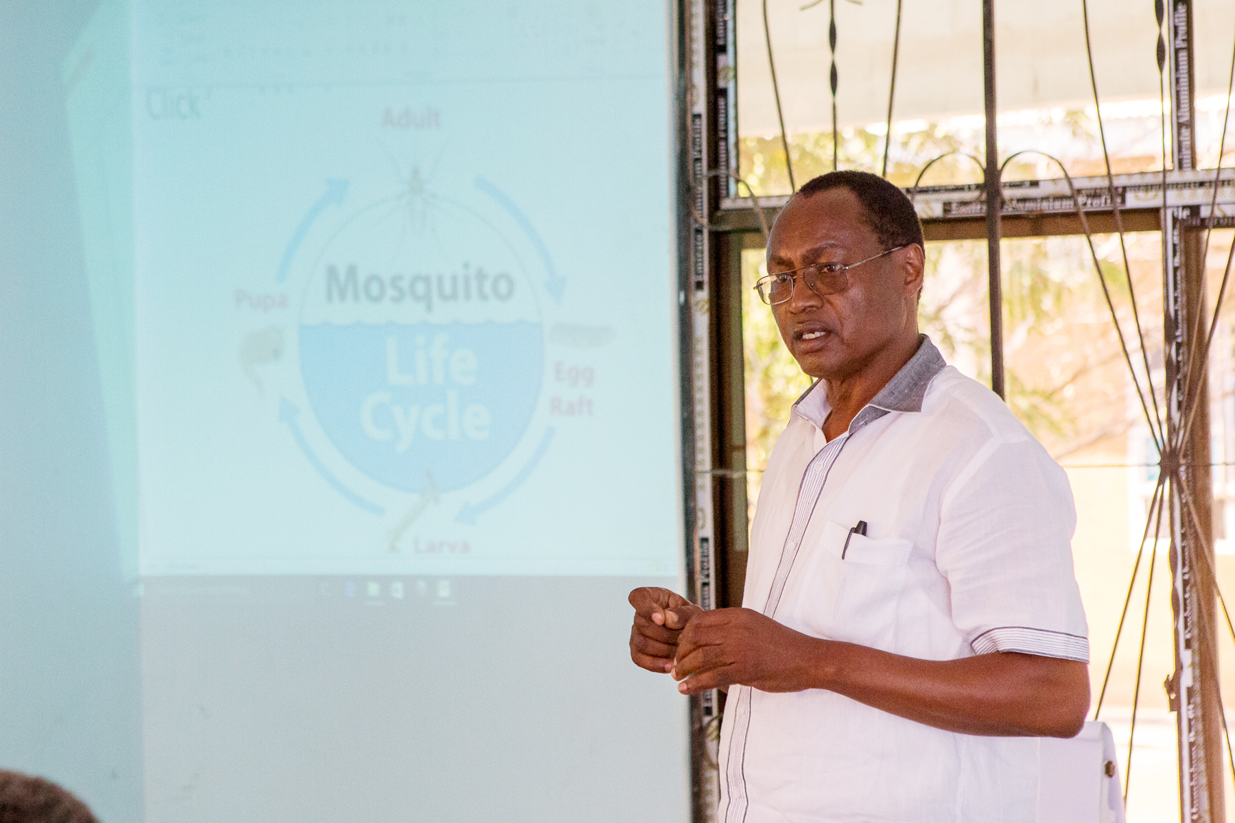 dr_temu_giving_malaria_education_kikavu