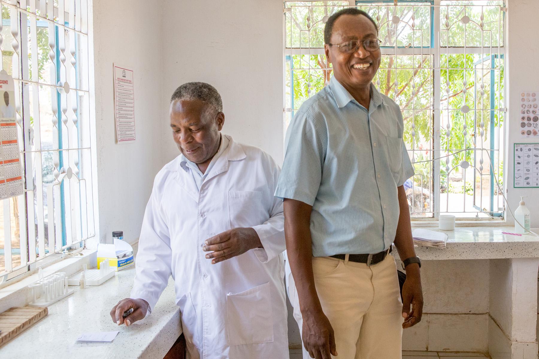 Laboratory_testing_healthcare_kikavu_tanzania