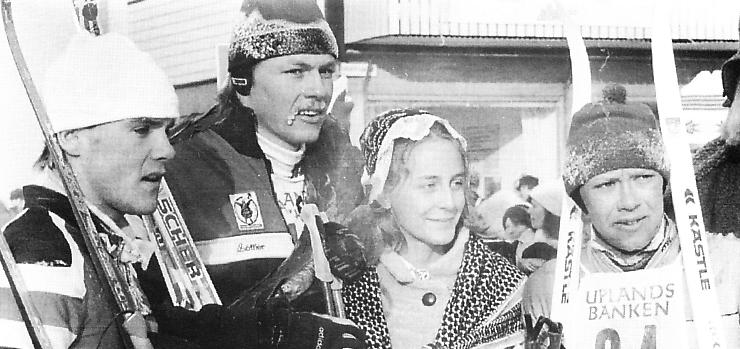 Ingemar Sömskar segrare 1985.