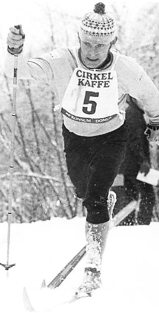 Arne Lilja, Norbergs AIF.