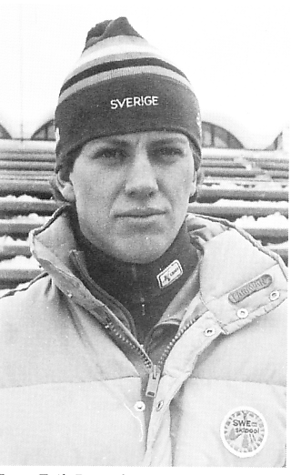 Sven-Erik Danielsson, Dala Järna IK.