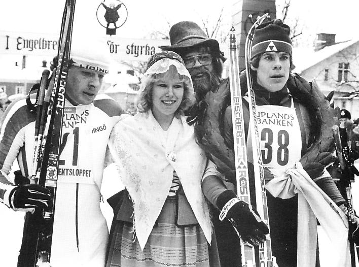 Hans Persson, Åsarna IK vann 1984.