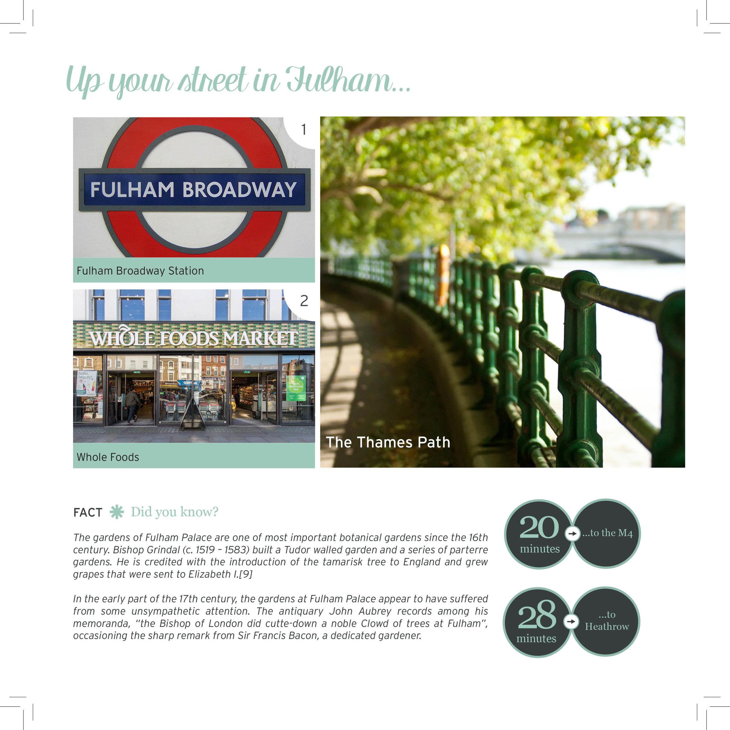 Colour brochure for Haus