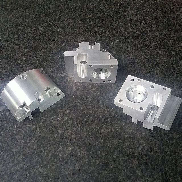 6061-T6 Aluminum. Full service CNC Machining #cncmachining #milling