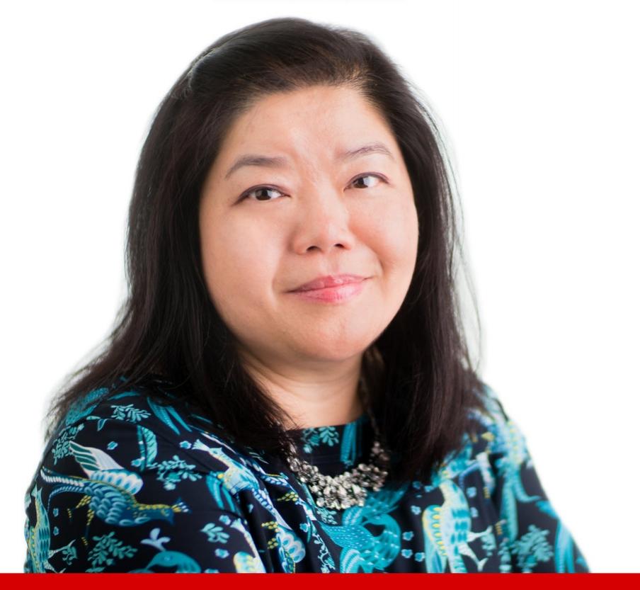 Susan Lau Principal, Controllership Services