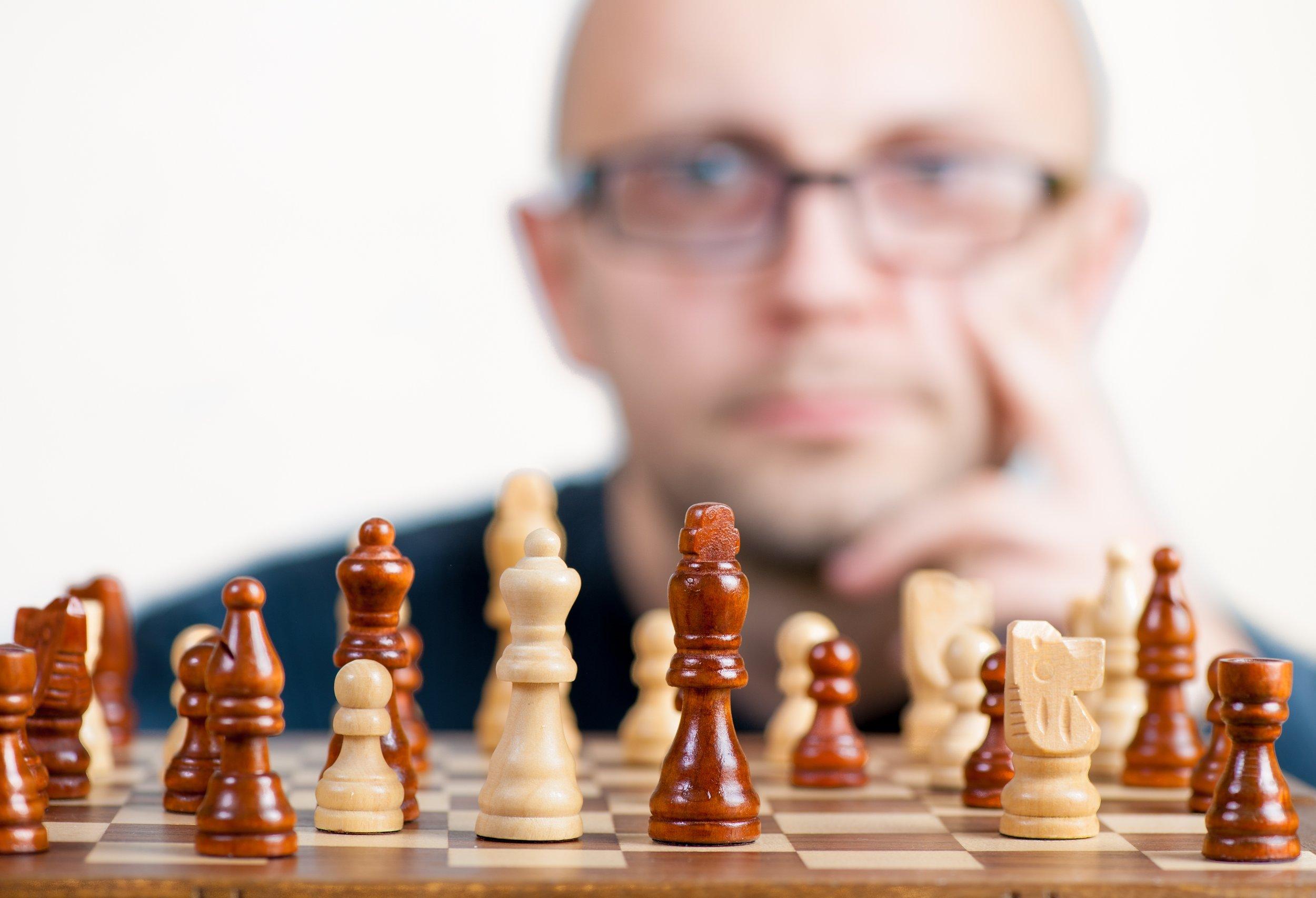 Support & Strategic Guidance. -