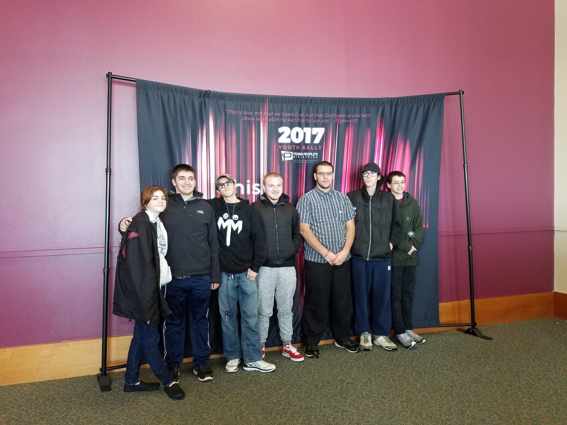 Ocean City, Maryland Youth Rally 2017