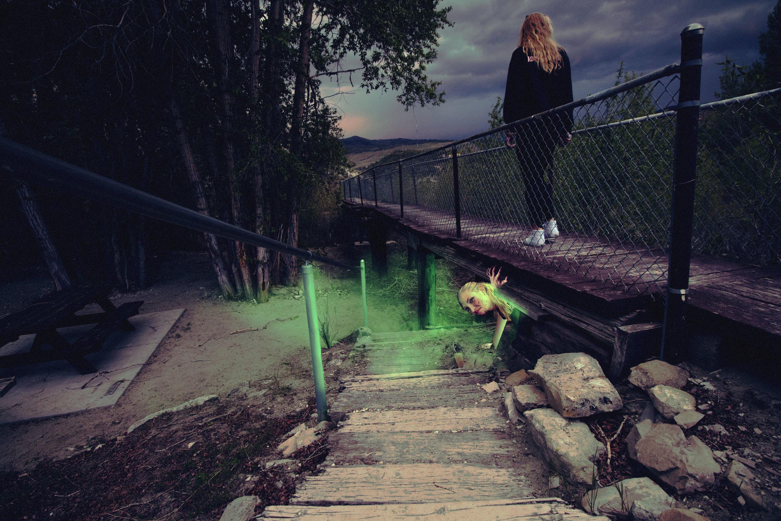 Jessie Under A Bridge.jpg