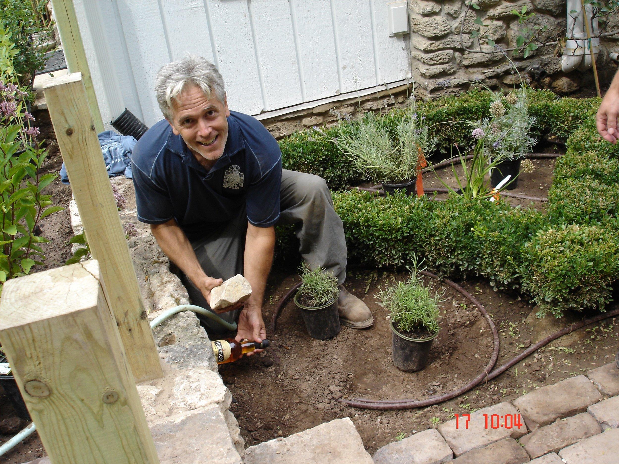 August 2009 Landscaping,Belvidere,DadsBD 166 (1).jpg