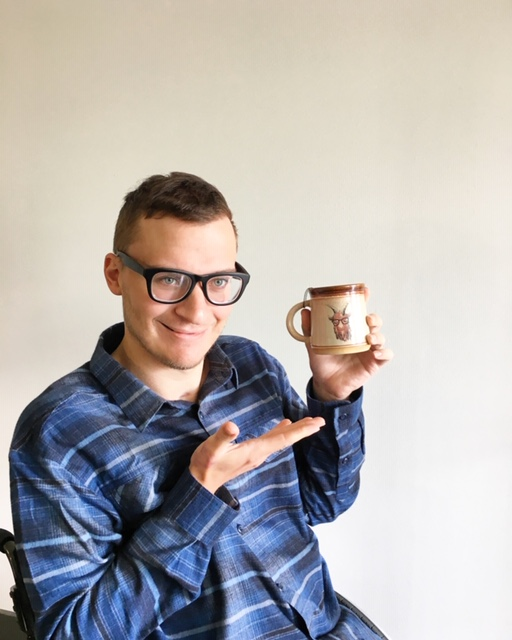 Custom MudLOVE Mug - Create a mug just for your man. It can say something sweet or something ridiculous, the choice is yours.