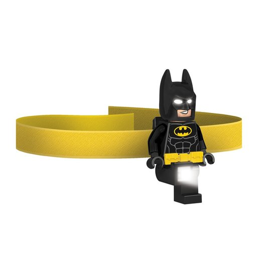Action Figure Headlamp - Have a child that loves to mimic their dad? They make adorable super hero headlamps!