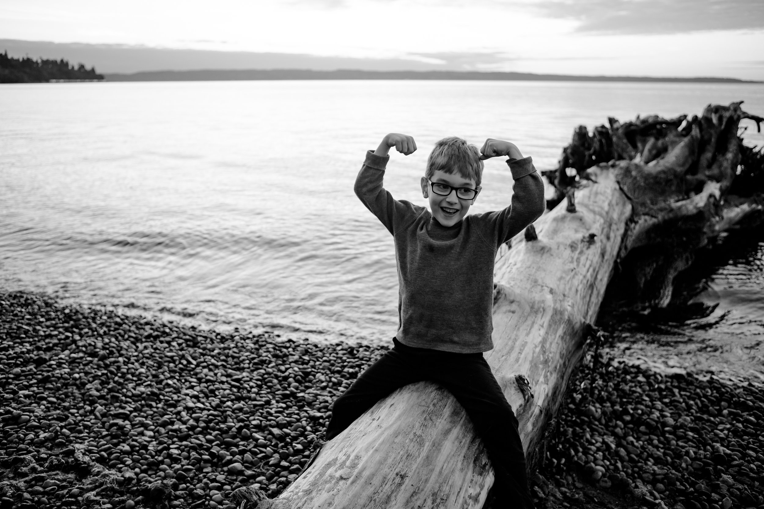 fun moment caught by Jane Kelly Photography of young boy
