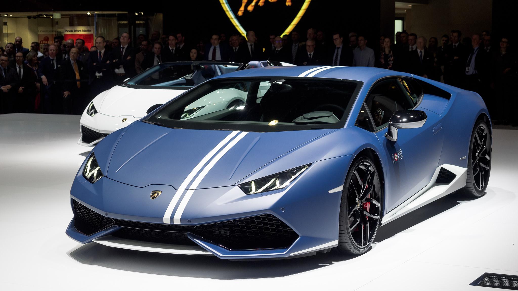Geneva Motor Show 2016