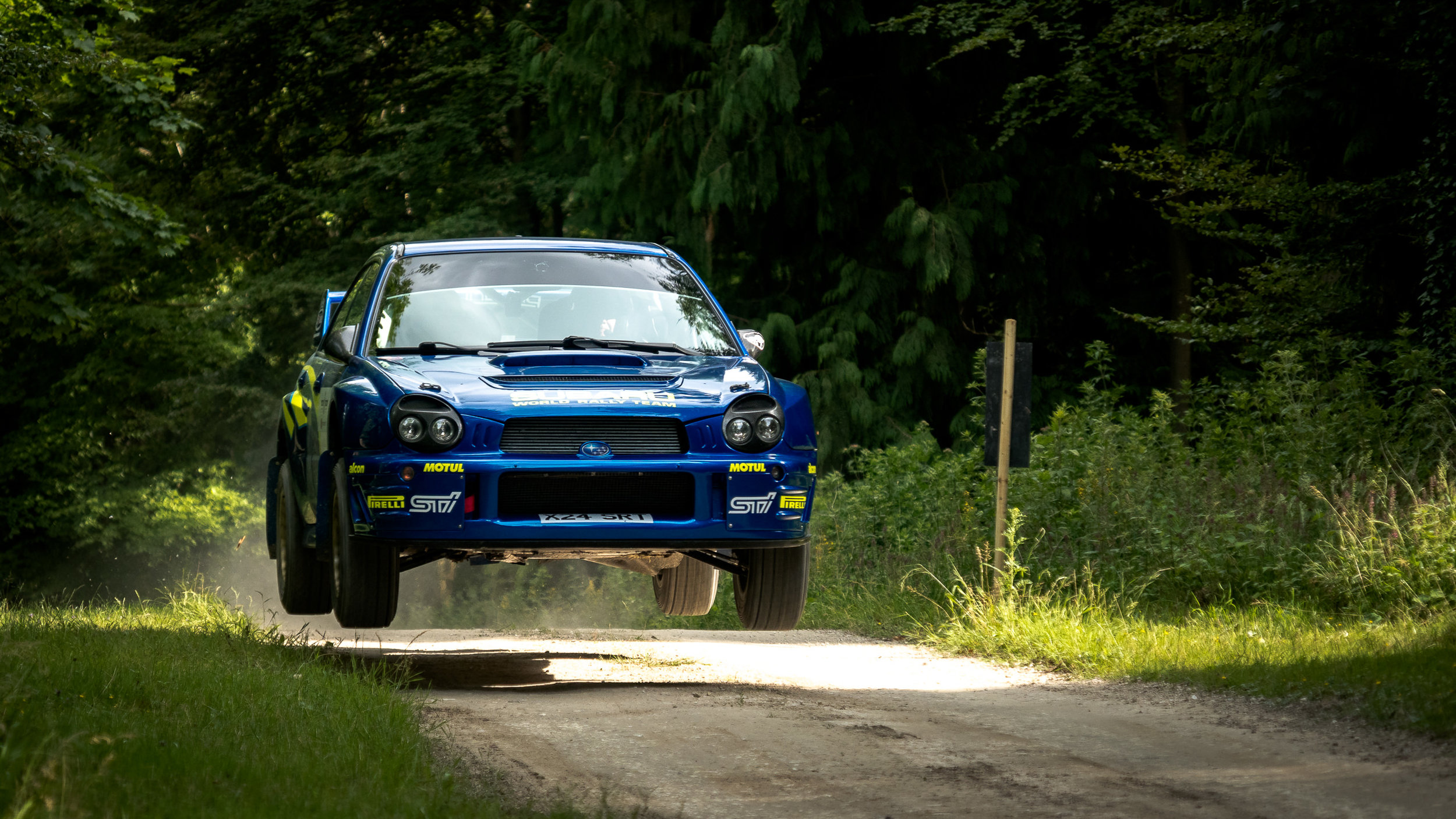 Goodwood Festival of Speed, Rally Stage