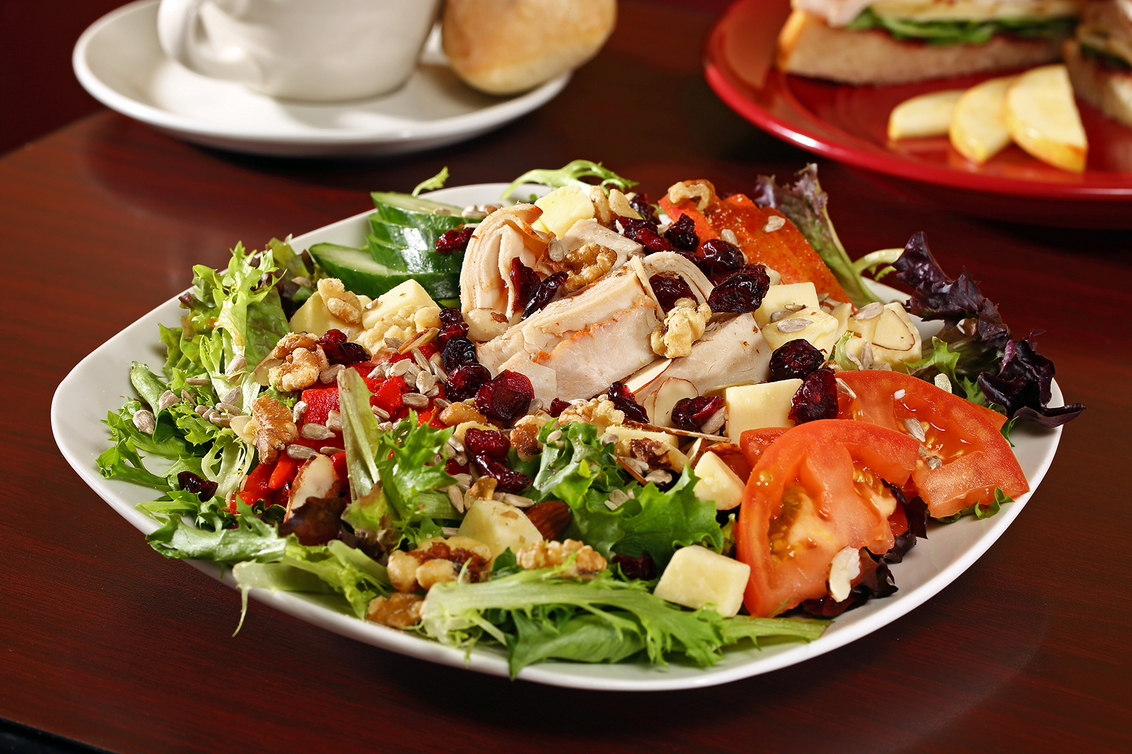Stop by for lunch - See our lunch menu here!