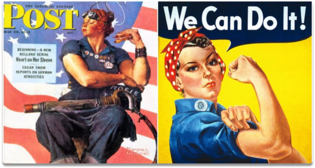 "Rosie the Riveter and the ""Sister"" Beers - By Jeramy Wallace"