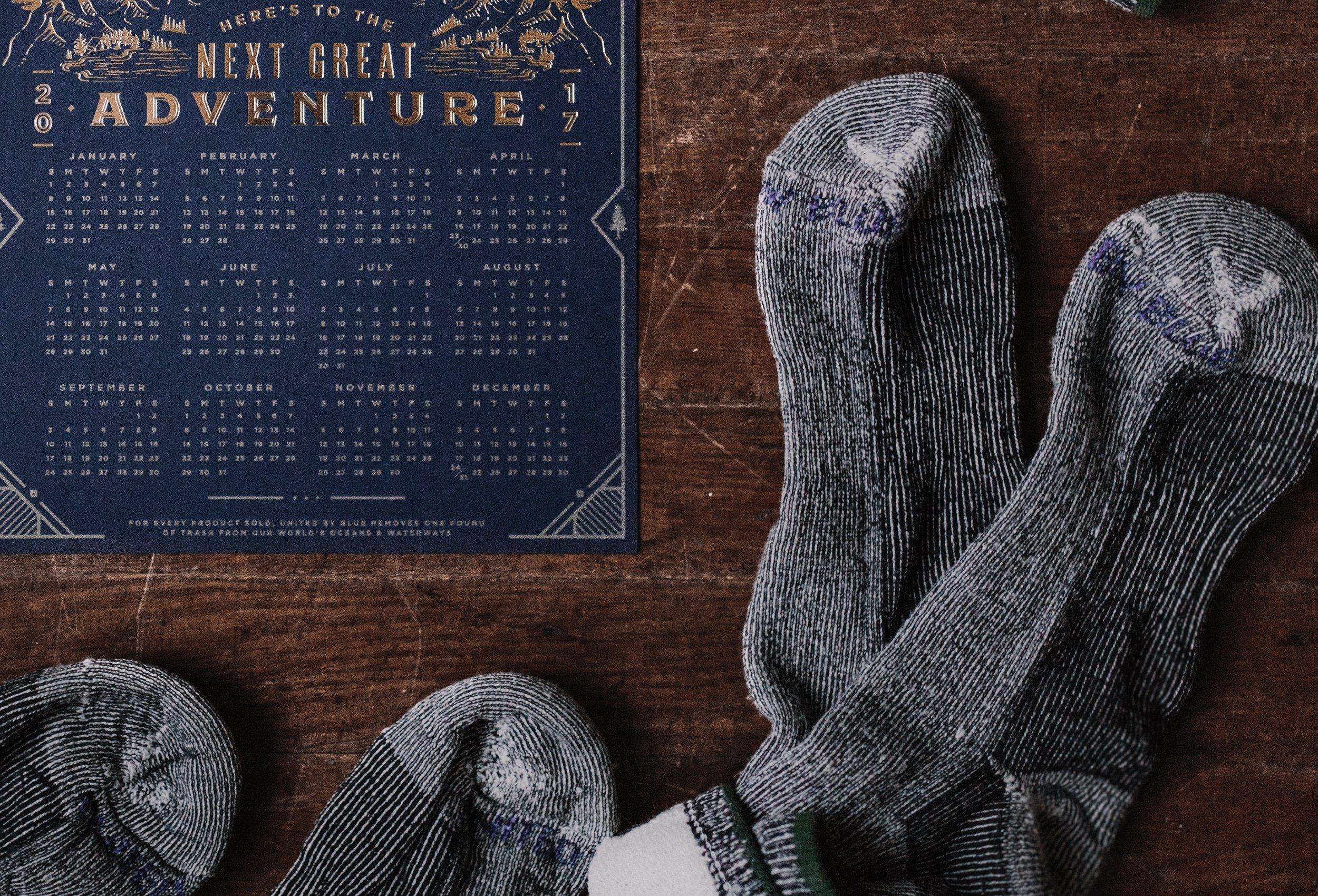 Socks - Don't skimp!