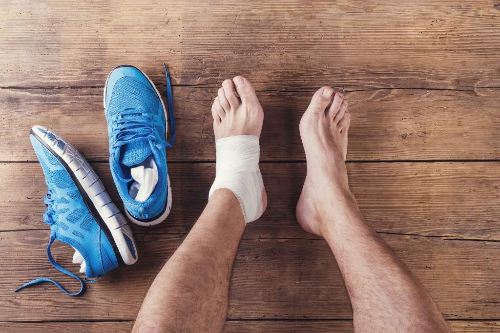 The Three Grades of Ankle Sprains -