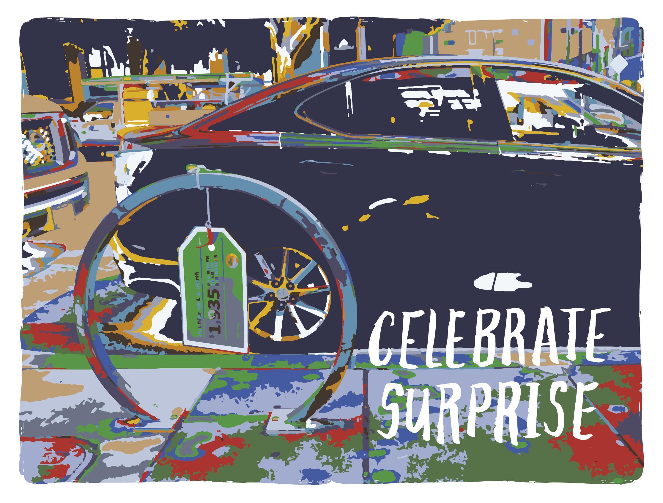 Celebrate Surprise
