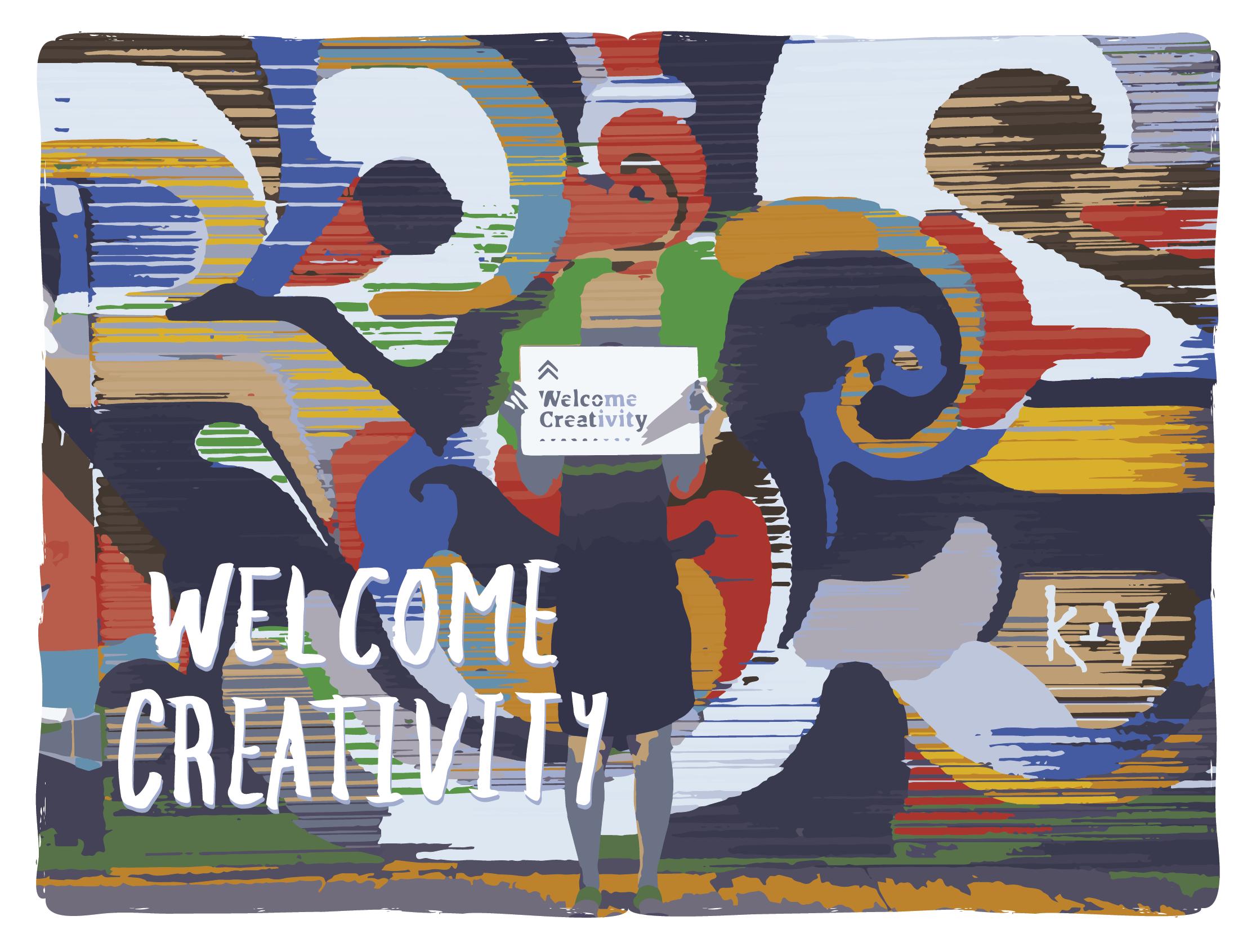 Welcome Creativity