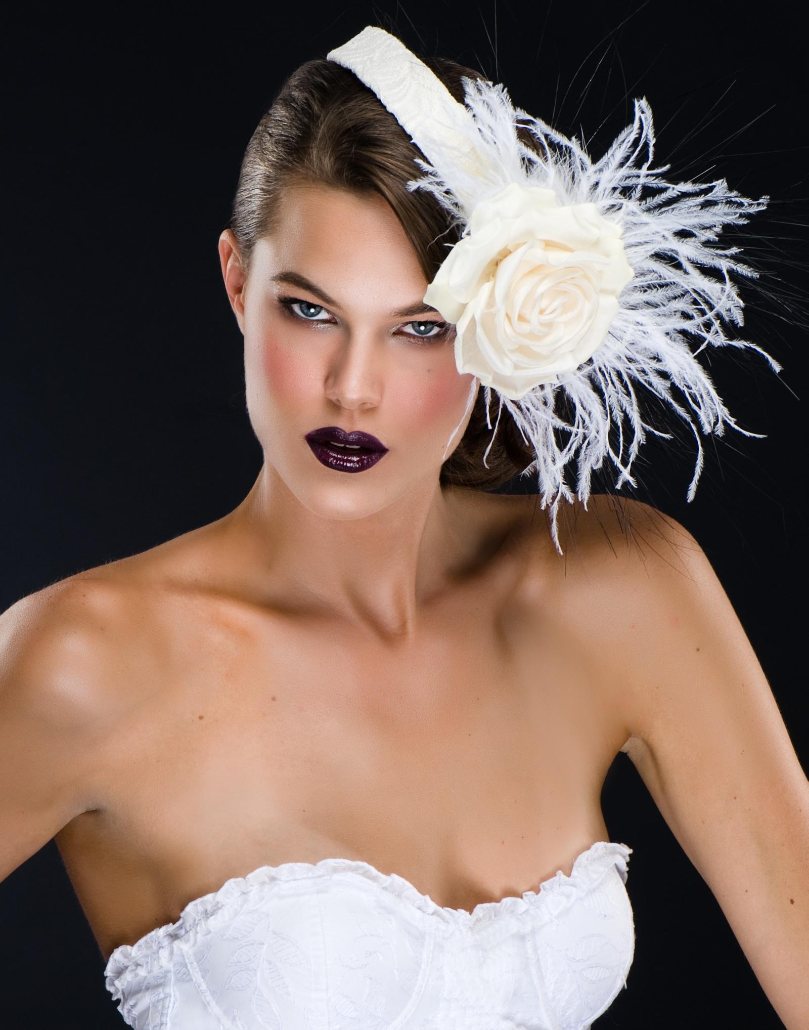 Hat designer: Arturo Rios  Photographer: Mark Sacro