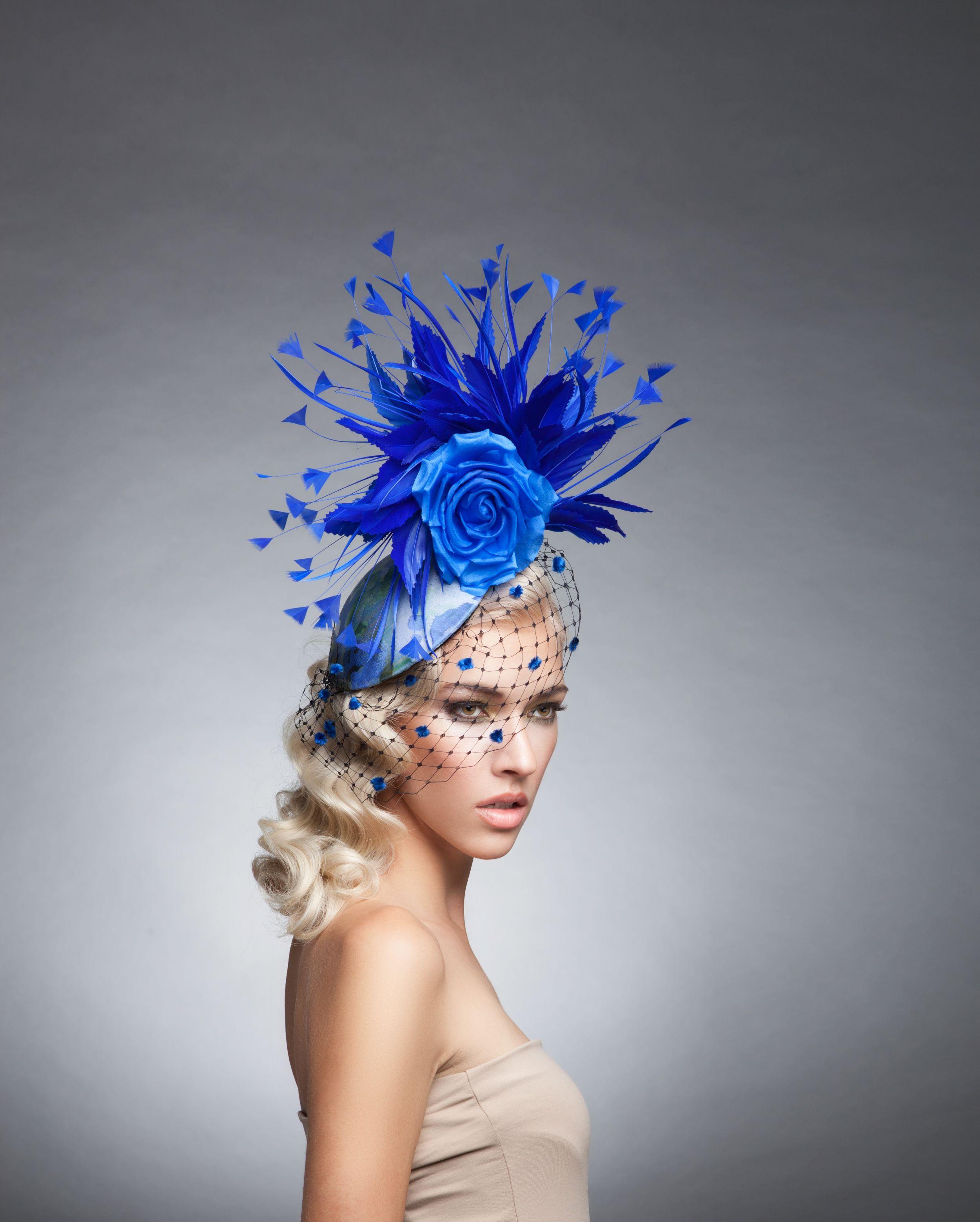 Hat designer: Arturo Rios  Photographer: Mark Sacro  Model: Stefanie Michova  Makeup: Teodoro De Jesus  Hair: Tuyen Tran