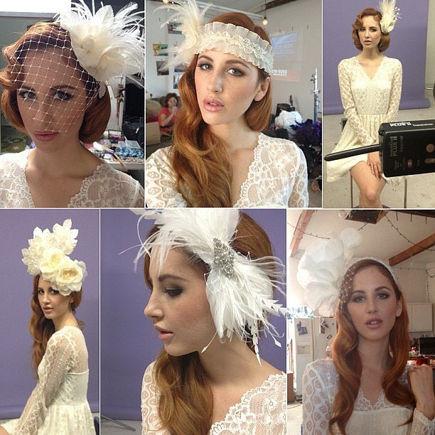 These are some of my favorite bridal hats and hair accessories by @arturorios. Must check them out if you're getting married! All hair styles by me. #hairbyme #hairbytuyenttran #bridal #bridalhair #bridalmakeup #vintage #retro #ochairstylist #ocmakeupartist #lahairstylist #lamakeupartist #couturehats #arturorioshats #bridalhairaccessories #bridalhat #love ❤️❤️