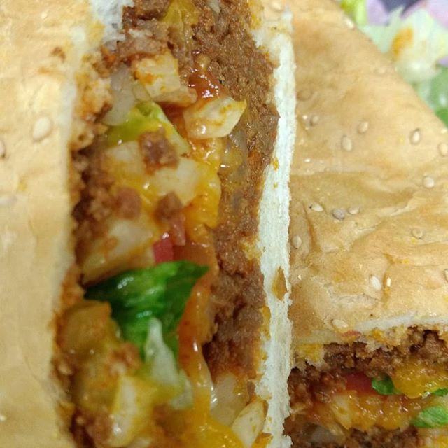 Our Taco Sub....ole!!