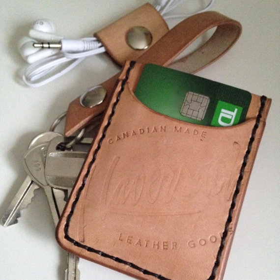 LEATHER EVERYDAY CARRY COMBO, BROWN   -