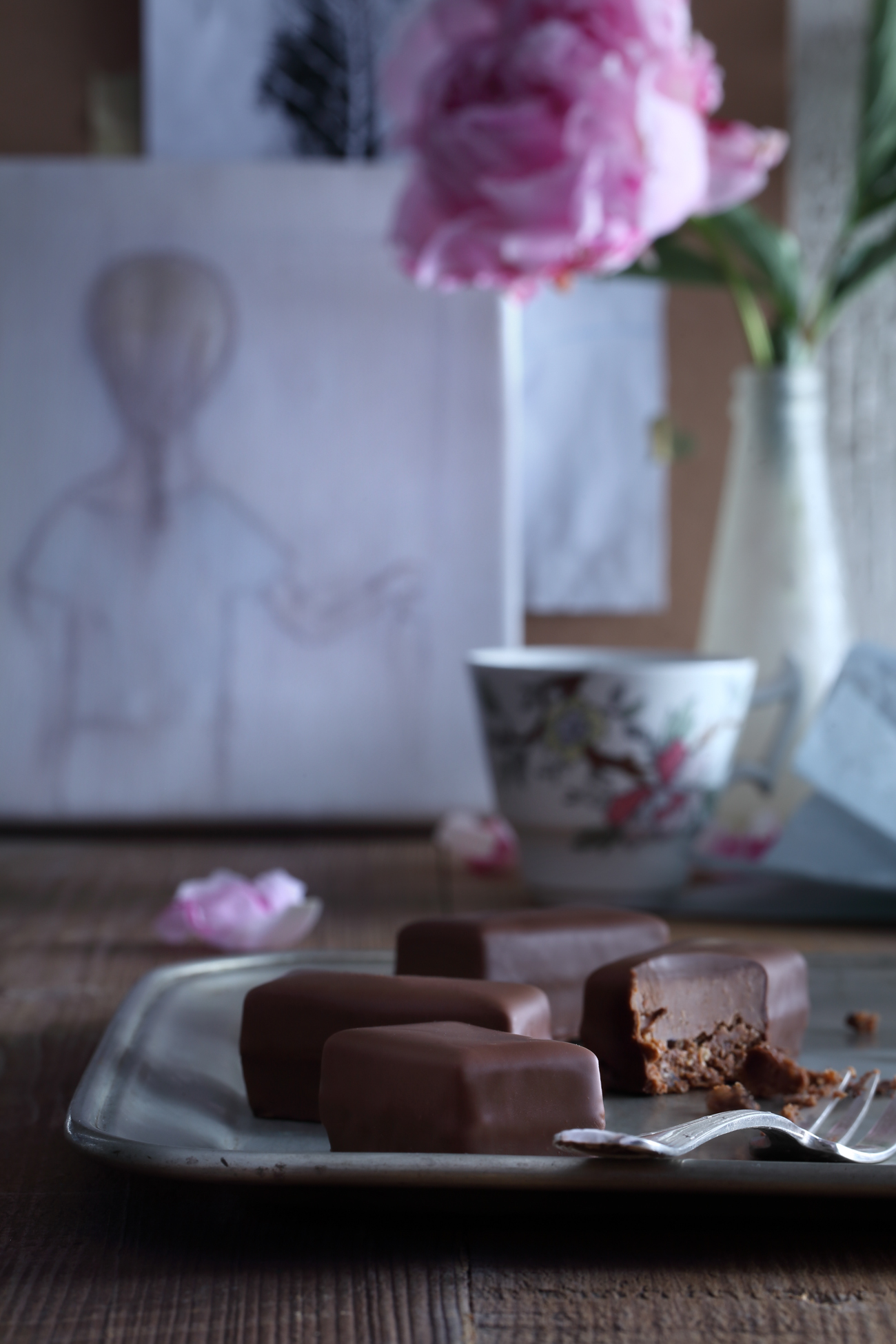 Chocolate | Book By Efrat Libfroind