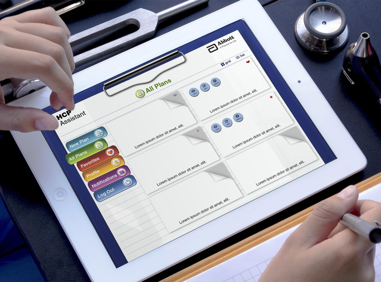 HCP Assistant App