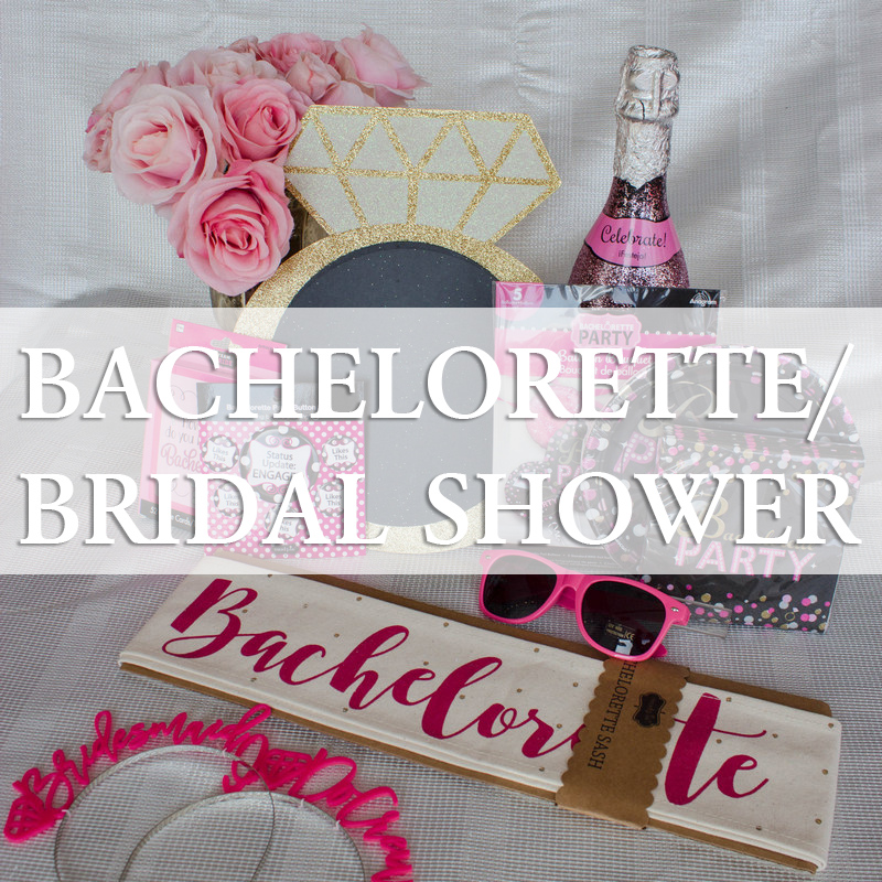 Bachelorette party and bridal shower