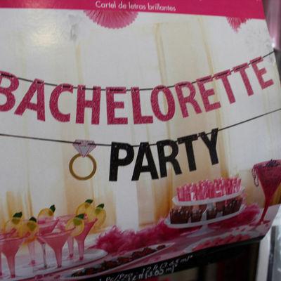 Bachorette Party Banner