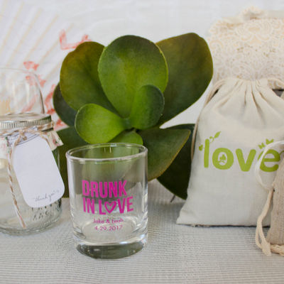 Drunk in Love Shot Glass