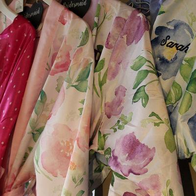 Bridal Party Kimonos