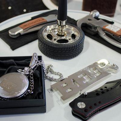 pocket watches and pocket knives