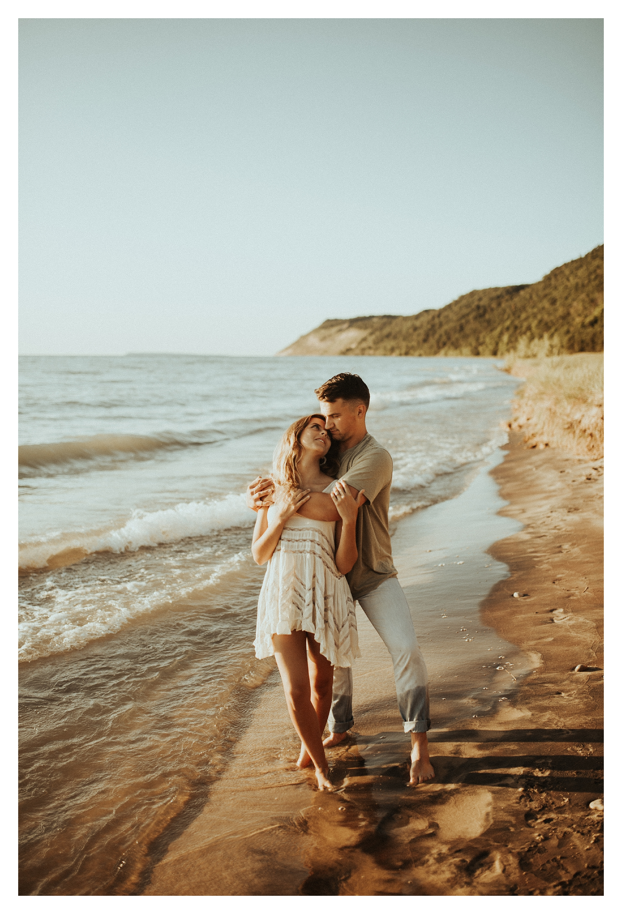 Boho Michigan Wedding Photographer