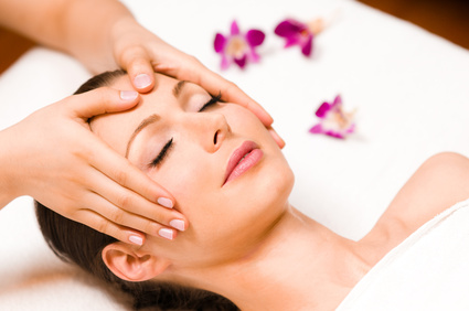 Custom Relaxation Facial Allure Salon Spa