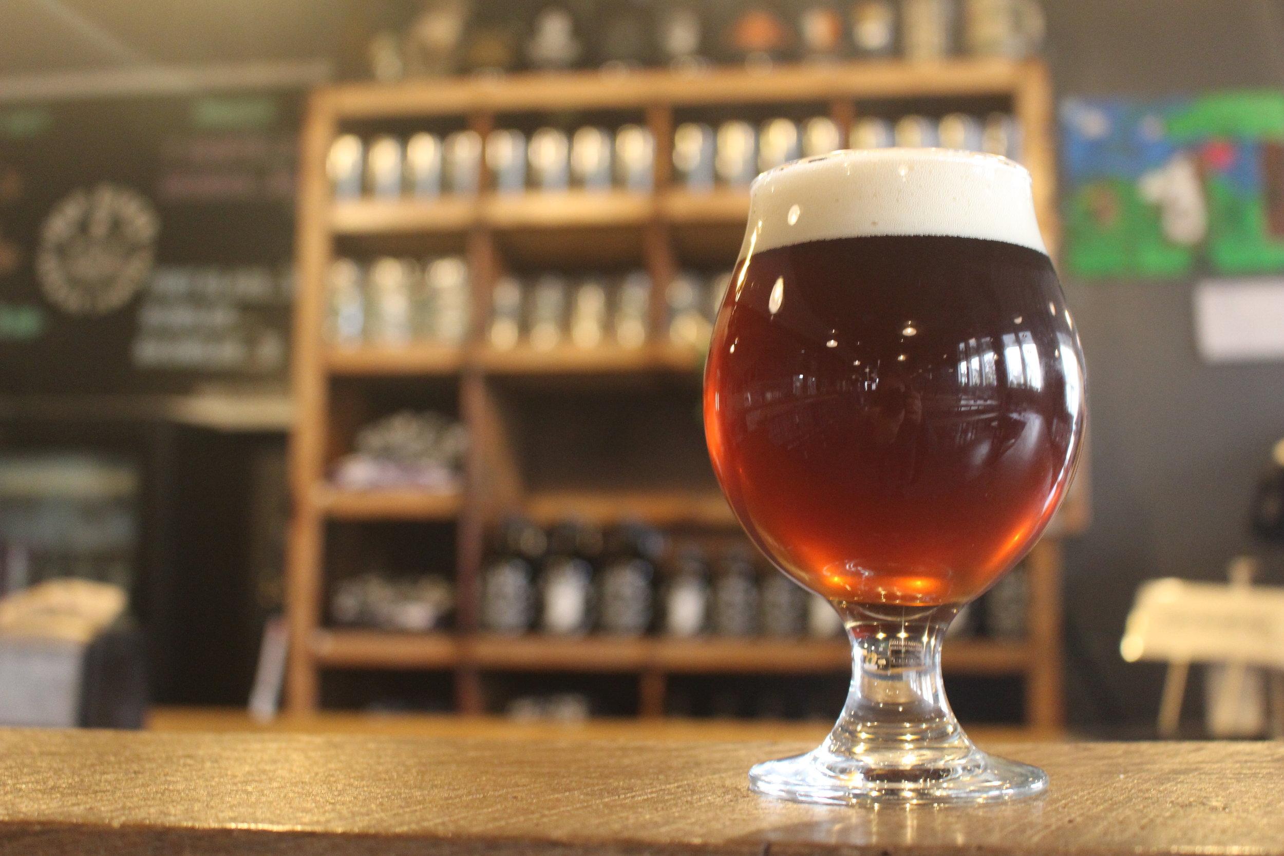 Hurly Burly | Scottish Ale