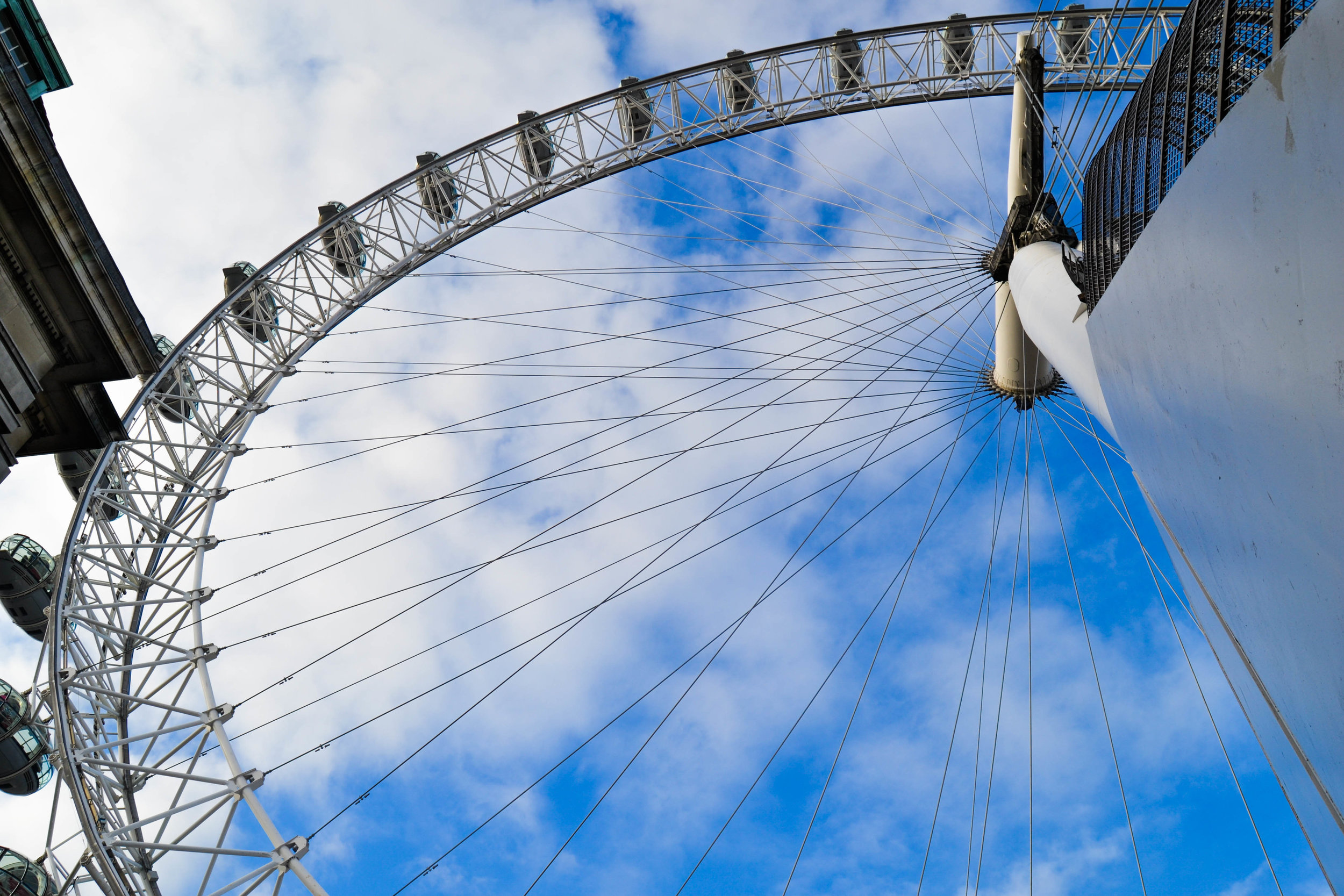 LONDON - THE LONDON EYE, 2015.
