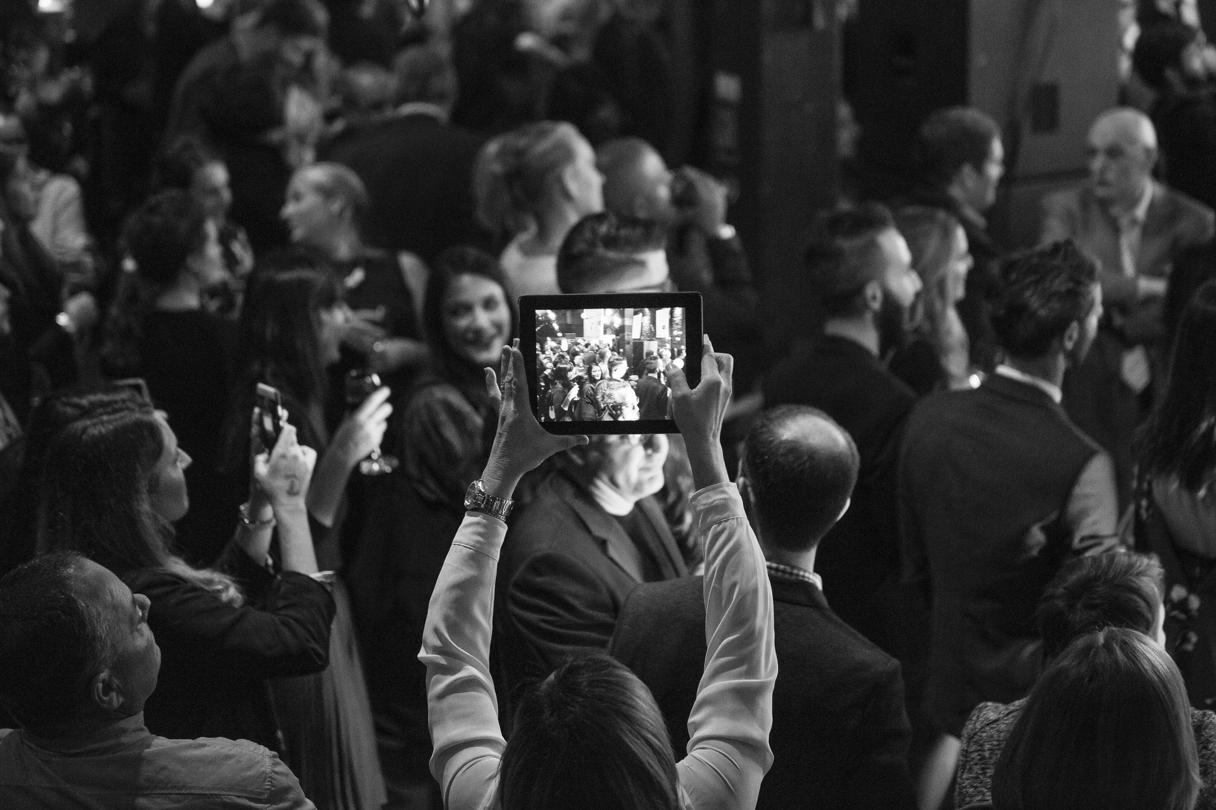 Photographie d'evenements à Montréal, Quebec