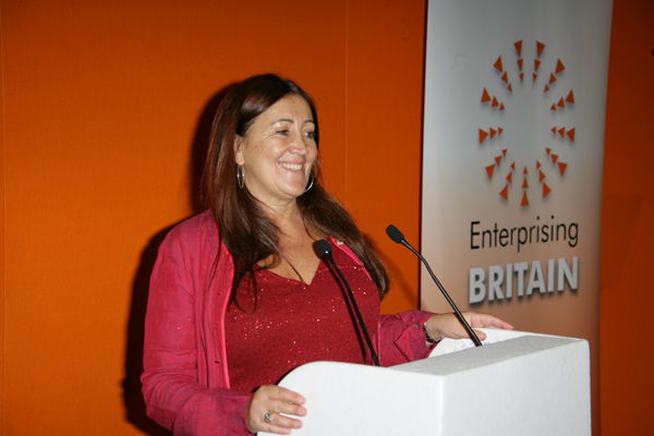 Presenting Enterprising Britain
