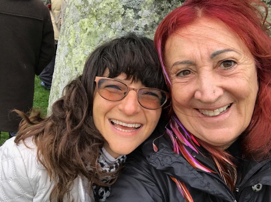 Spring Equinox at Stonehenge with Rebekah Shaman, March 2017