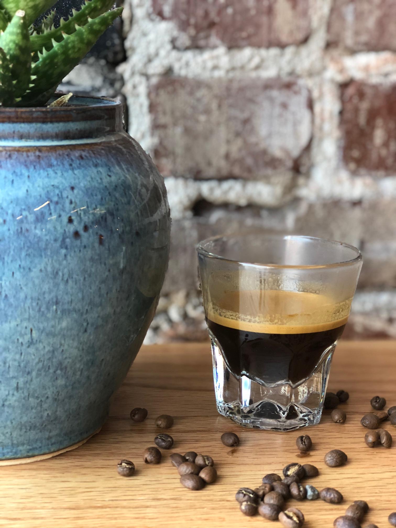Espresso: $2.50