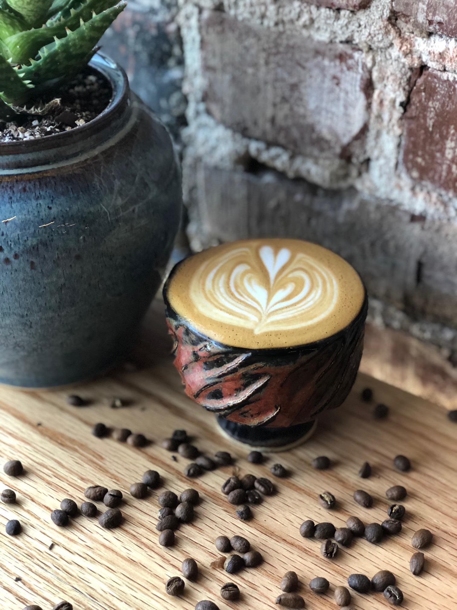 Cappuccino: $3.75