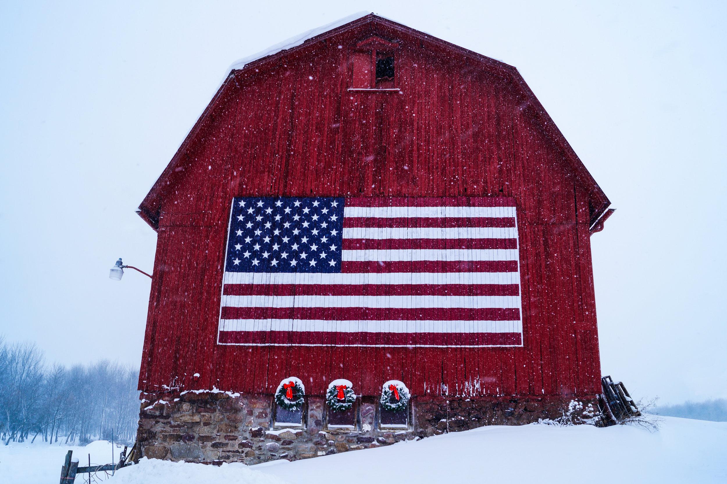 An American Winter