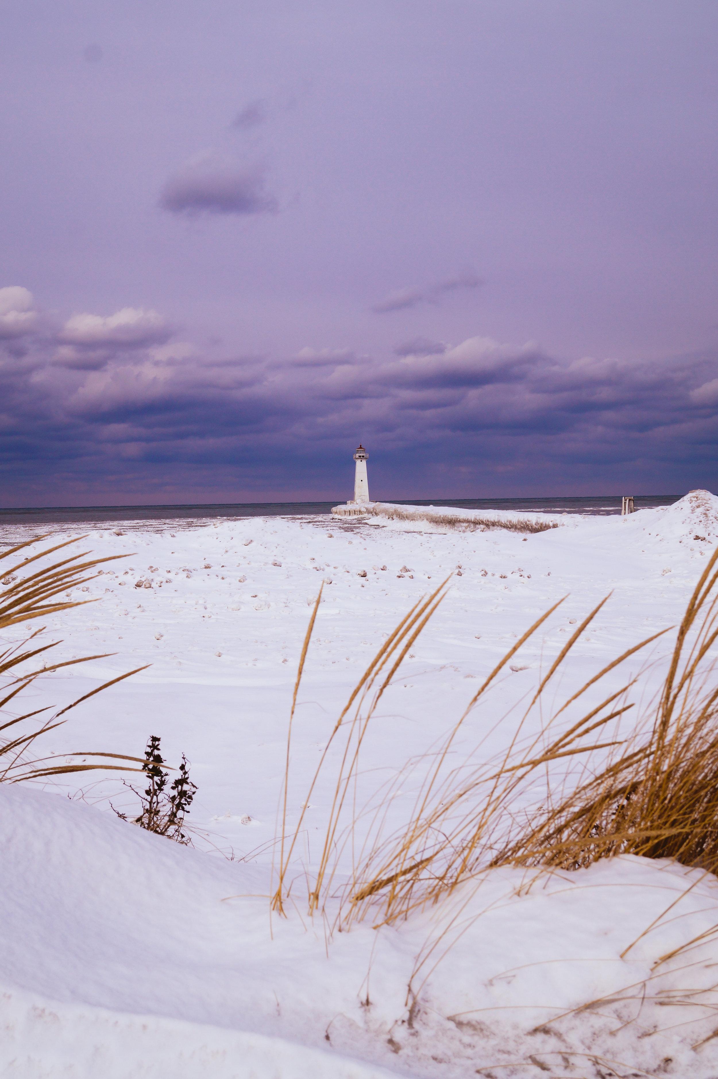 Winter at Sodus Point