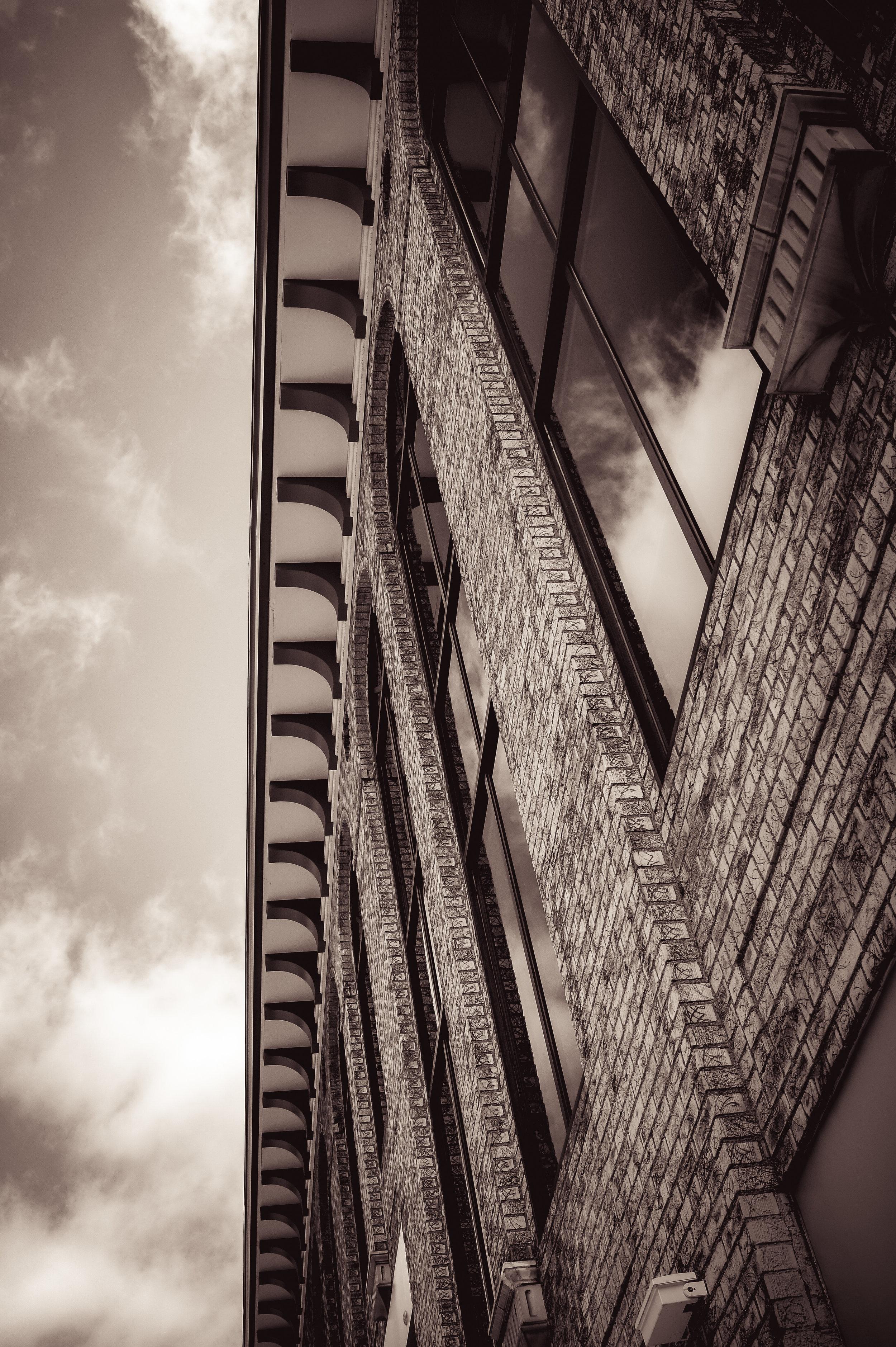 Architecture + Clouds