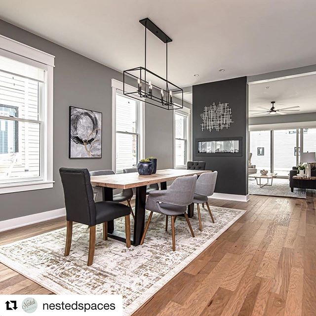 #Repost @nestedspaces with @get_repost ・・・ Check out our furniture being featured in a new home build Downtown. It's right across from @tinkerstreetindy  @Dining Room with a View!  Take a look at 1606 North New Jersey in Indy.  It's a masterpiece and will be open on Sunday! .... ... ... We love this live edge dining room table made by Indy Urban Hardwood @indyurbanhardwood .❤️❤️ 🏡: Larry Gregerson, Realtor with C21 🔨: Jonathan Brown with 3Five Development @3fivedevelopment @browner3535 📷: RC Fine Portraits @rcfineportraits ... ... ... #nestedspaces #homestaging #indianapolis #indyhomes #interiorinspo